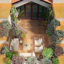 Фотография: Балкон, Терраса в стиле Кантри, Современный, Ландшафт, Стиль жизни, Москва – фото на InMyRoom.ru