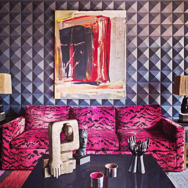 Фотография: Гостиная в стиле Эклектика, Декор интерьера, Аксессуары – фото на InMyRoom.ru