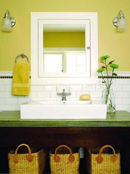 Фотография: Ванная в стиле Прованс и Кантри, Классический, Современный, Декор интерьера, DIY, Дом, Системы хранения – фото на InMyRoom.ru