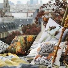 Фотография: Аксессуары в стиле Кантри, Декор интерьера, Текстиль, Подушки – фото на InMyRoom.ru