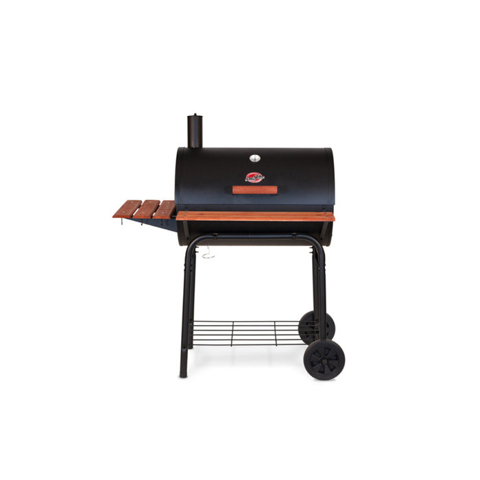 chargriller super pro 29in barrel charcoal grill at - High quality