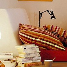 Фотография: Спальня в стиле Современный, Квартира, Дома и квартиры, Переделка – фото на InMyRoom.ru