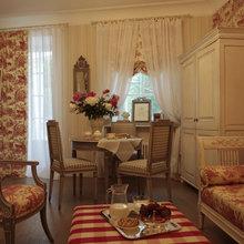 Фотография: Гостиная в стиле Кантри, Дом, Дома и квартиры – фото на InMyRoom.ru