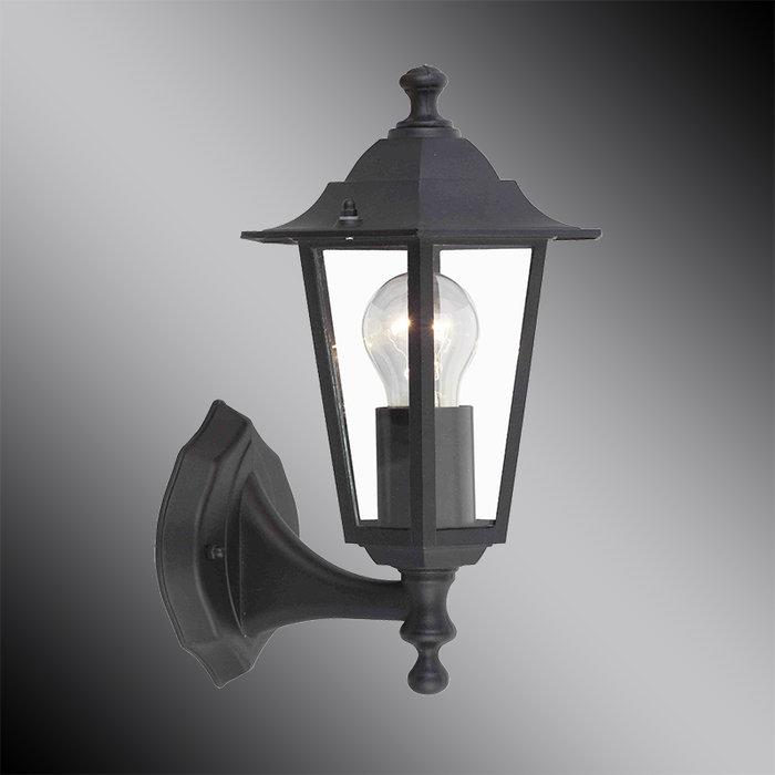 Уличный настенный светильник BRILLIANT CROWN