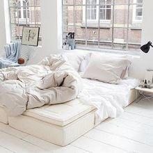 Фото из портфолио Самые уютные спальни по версии северян - скандинавские – фотографии дизайна интерьеров на InMyRoom.ru