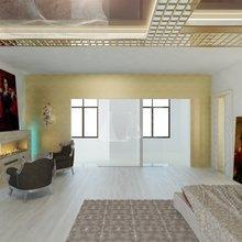 Фото из портфолио Дизайн спальни, Лесники – фотографии дизайна интерьеров на InMyRoom.ru