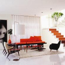 Фото из портфолио Интерьер в стиле минимализма – фотографии дизайна интерьеров на INMYROOM