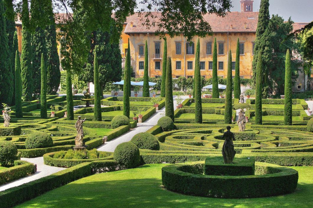 Фотография: Ландшафт в стиле , Франция, Италия, Гид, Англия – фото на InMyRoom.ru