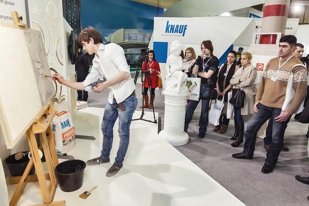 Фотография: Прихожая в стиле Современный, Индустрия, События, Knauf – фото на InMyRoom.ru