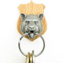 Держатель для ключей с брелком tiger