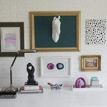 Фотография: Декор в стиле Скандинавский, Декор интерьера, Дом, Декор дома, Цвет в интерьере – фото на InMyRoom.ru