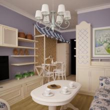 Фото из портфолио Французские апартаменты – фотографии дизайна интерьеров на INMYROOM