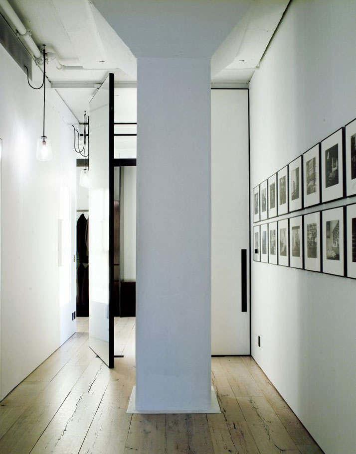 Фотография: Прихожая в стиле Лофт, Квартира, Дома и квартиры, Проект недели, Индустриальный – фото на InMyRoom.ru