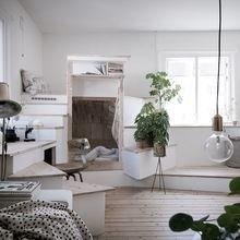 Фото из портфолио Godhemsgatan 23A – фотографии дизайна интерьеров на INMYROOM