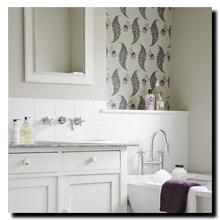 Фотография: Ванная в стиле Скандинавский, Интерьер комнат, Текстиль – фото на InMyRoom.ru