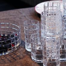 Хрустальный бокал для шампанского Enigma
