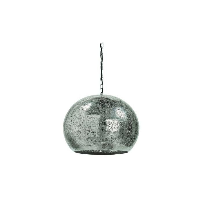 Люстра Pierced Metal Sphere Pendednt