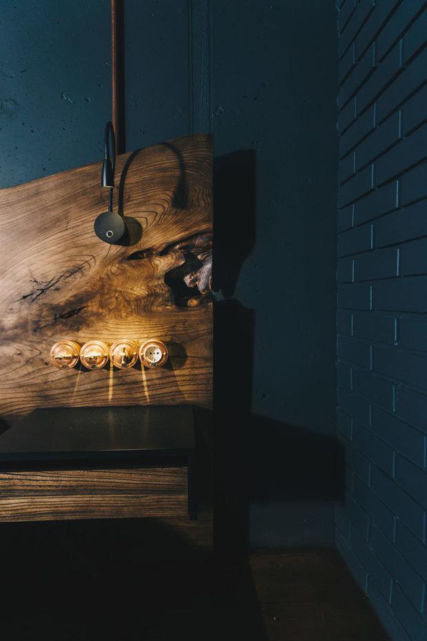 Фото из портфолио Частные апартаменты в стиле лофт – фотографии дизайна интерьеров на INMYROOM