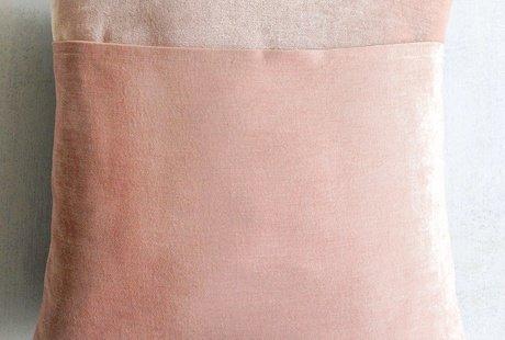 Подушка пэчворк / квилтинг