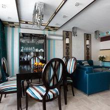 Фотография: Кухня и столовая в стиле Современный, Эклектика, Классический, Квартира, Проект недели – фото на InMyRoom.ru