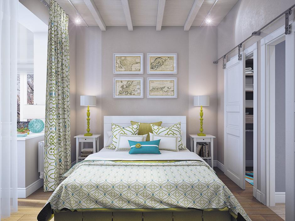 Фотография: Спальня в стиле , Декор интерьера, DIY, Квартира, Restoration Hardware, Дома и квартиры, IKEA, Проект недели, Cosmorelax, Ideal Lux – фото на InMyRoom.ru