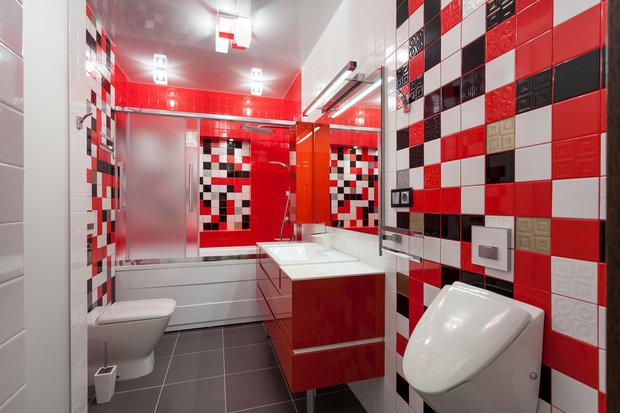 Фото из портфолио Квартира-студия в Нижнем Новгороде – фотографии дизайна интерьеров на INMYROOM