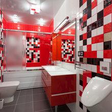 Фото из портфолио Квартира-студия в Нижнем Новгороде – фотографии дизайна интерьеров на InMyRoom.ru