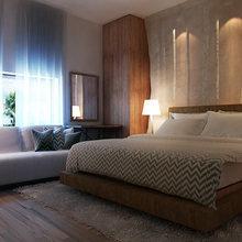 Фото из портфолио Уютная скандинавия – фотографии дизайна интерьеров на INMYROOM