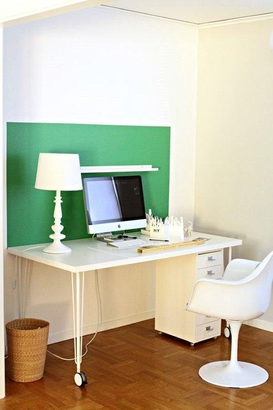 Фотография: Офис в стиле Современный, Декор интерьера, Дизайн интерьера, Цвет в интерьере – фото на InMyRoom.ru