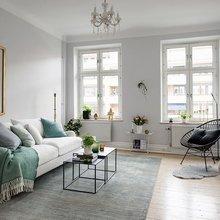Фото из портфолио Nordenskiöldsgatan 30 A, Linnéstaden – фотографии дизайна интерьеров на InMyRoom.ru