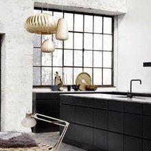 Фото из портфолио Кухни : Великолепие черного цвета – фотографии дизайна интерьеров на InMyRoom.ru