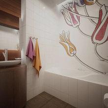 Фото из портфолио Квартира на Тверской – фотографии дизайна интерьеров на INMYROOM