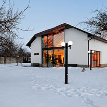 Фото из портфолио Дом под деревом – фотографии дизайна интерьеров на INMYROOM