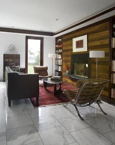 Фотография: Гостиная в стиле Современный, Декор интерьера, Декор дома, Плитка – фото на InMyRoom.ru