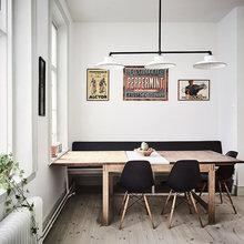 Фото из портфолио В традиционном исполнении скандинавского интерьера – фотографии дизайна интерьеров на InMyRoom.ru