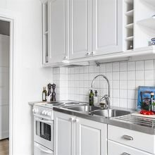 Фото из портфолио Квартира на живописной и  сказочной улице Fjällgatan  – фотографии дизайна интерьеров на INMYROOM