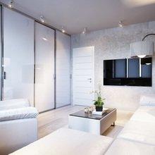 Фото из портфолио Лофт в современной квартире  – фотографии дизайна интерьеров на INMYROOM