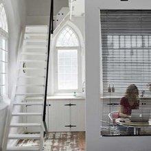 Фотография: Кухня и столовая в стиле Современный, Декор интерьера, Мебель и свет, Перегородки – фото на InMyRoom.ru