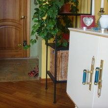 Фотография: Декор в стиле Современный, Декор интерьера, DIY, Цвет в интерьере, Переделка, Бирюзовый – фото на InMyRoom.ru