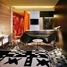 Фотография: Спальня в стиле Восточный, Эклектика, Дома и квартиры, Городские места – фото на InMyRoom.ru