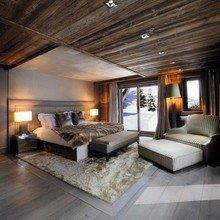 Фотография: Спальня в стиле Скандинавский, Франция, Дома и квартиры, Городские места, Альпы – фото на InMyRoom.ru