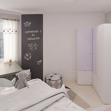 Фото из портфолио Дизайн детской – фотографии дизайна интерьеров на INMYROOM