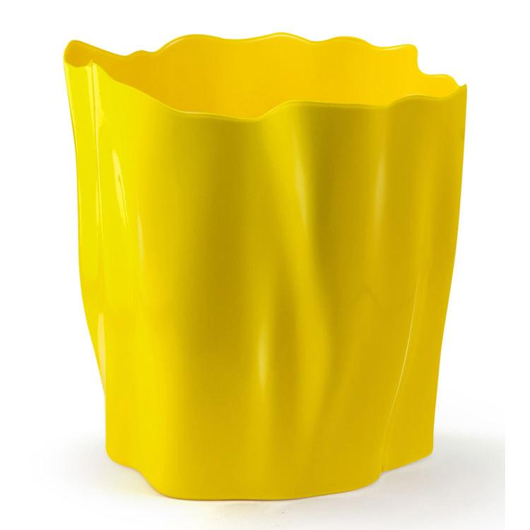 Купить со скидкой Органайзер Qualy Flow большой желтый