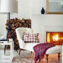 Фотография: Гостиная в стиле Скандинавский, Классический, Дизайн интерьера – фото на InMyRoom.ru