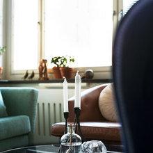 Фотография: Декор в стиле Лофт, Скандинавский, Малогабаритная квартира, Квартира, Дома и квартиры, Гардероб, Принт, Библиотека, Окна – фото на InMyRoom.ru