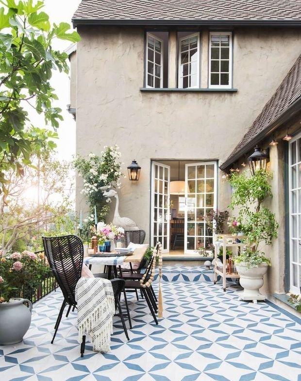 Фотография: Терраса в стиле Прованс и Кантри, Советы, Дом и дача – фото на INMYROOM