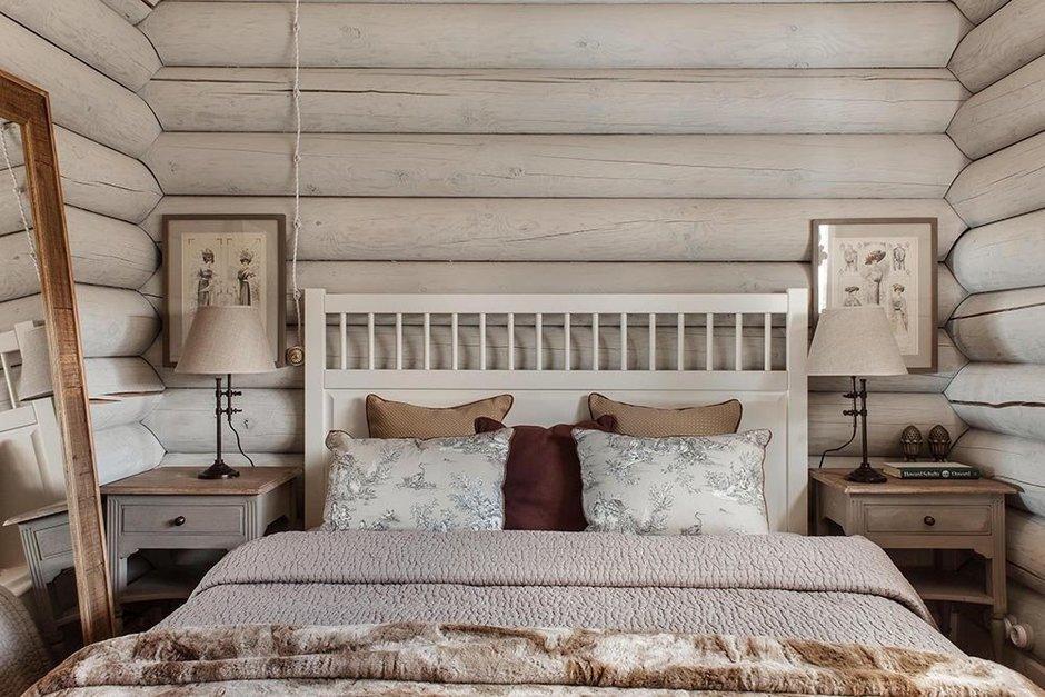 Фотография: Спальня в стиле Прованс и Кантри, Дом, Дома и квартиры, Проект недели, Эко – фото на InMyRoom.ru