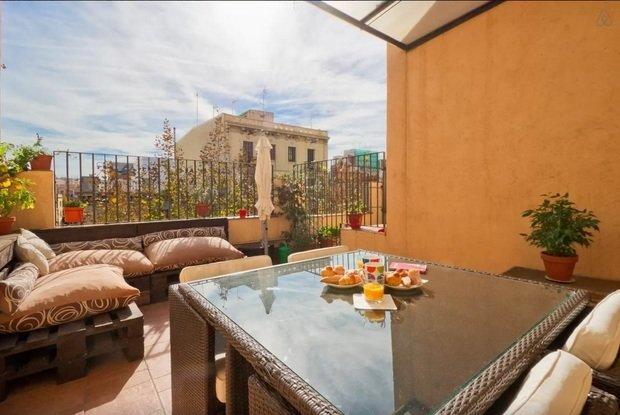 Фото из портфолио Чем отличаются квартиры в Барселоне и Москве?  – фотографии дизайна интерьеров на INMYROOM