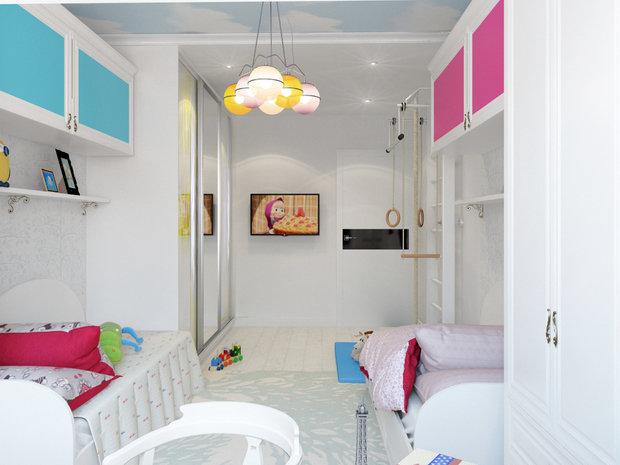Фотография: Кухня и столовая в стиле Прованс и Кантри, Детская, Советы, Гид, как оформить детскую – фото на InMyRoom.ru