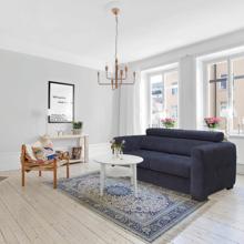 Фото из портфолио Бостон – фотографии дизайна интерьеров на INMYROOM